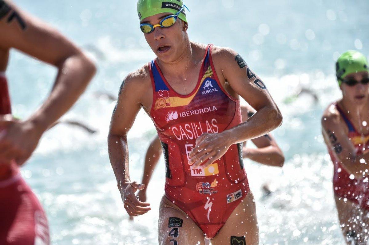 La triatleta pacense Miriam Casillas lidera la delegación española en la Copa de Europa de Melilla