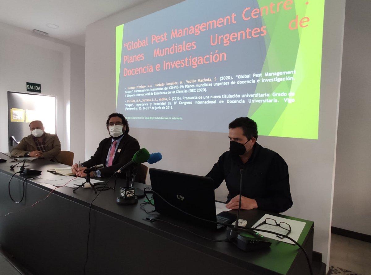 El Partido Popular de Navalmoral presenta una propuesta para la creación de un Centro de Investigación de Plagas