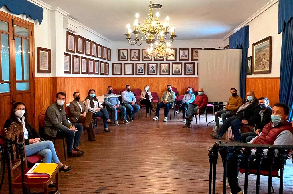 Artesanía, queso y pimentón: claves para el desarrollo de los pueblos de Rivera de Fresnedosa