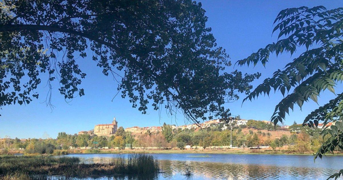 El PSOE de Coria celebra el apoyo de Vara a la adecuación del entorno del río Alagón