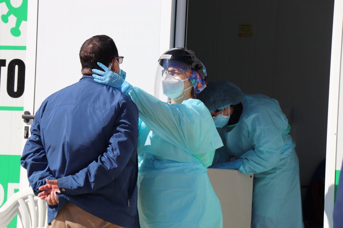 La cifra de ingresos hospitalarios por Covid-19 en Extremadura llega a 92 pacientes y 14 son críticos