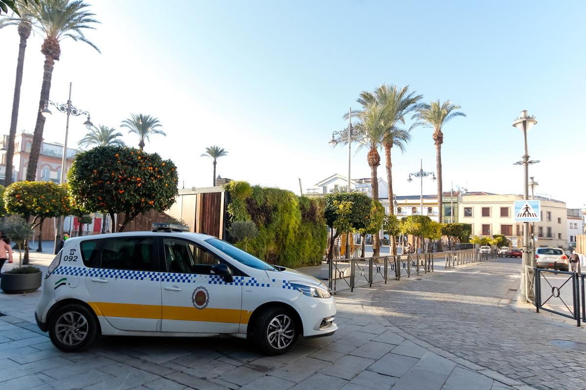 La Policía Local de Mérida interpone 50 denuncias de tráfico en los últimos siete días