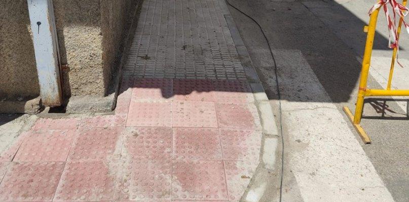 El Ayuntamiento de Moraleja hará totalmente accesible la calle Juan XXIII