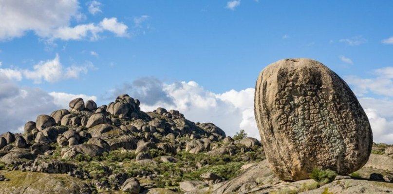Extremadura ya tiene su quinto Monumento Natural: El Berrocal de la Data de Valencia de Alcántara