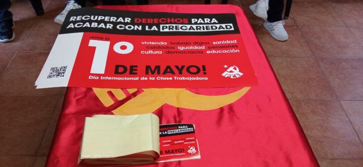 El Partido Comunista se reconstituye en Tierra de Barros en el centenario de su fundación