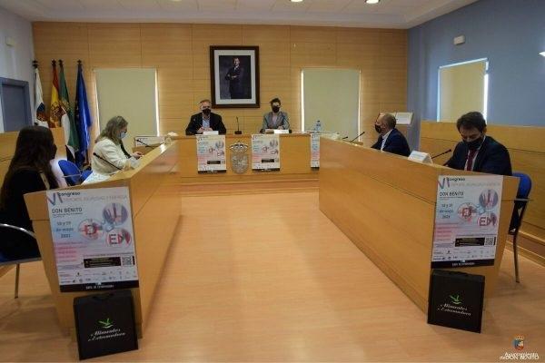 Don Benito acogerá la sexta edición del congreso 'Deporte, Igualdad y Empresa' en el mes de mayo