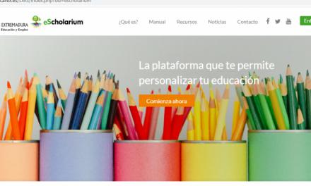 """""""eScholarium"""", la plataforma educativa de la pandemia, mejorará con una inversión de 658.000 euros"""