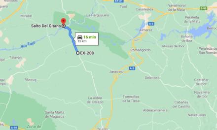 Dos moteros resultan heridos en una salida de vía registrada en Villareal de San Carlos