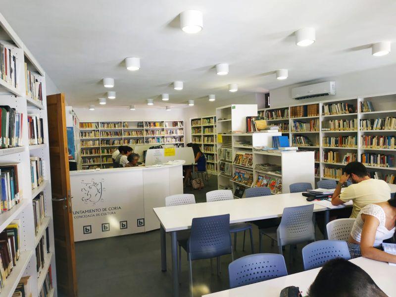 Coria organiza concursos, teatro y cuentacuentos para conmemorar el Día del Libro