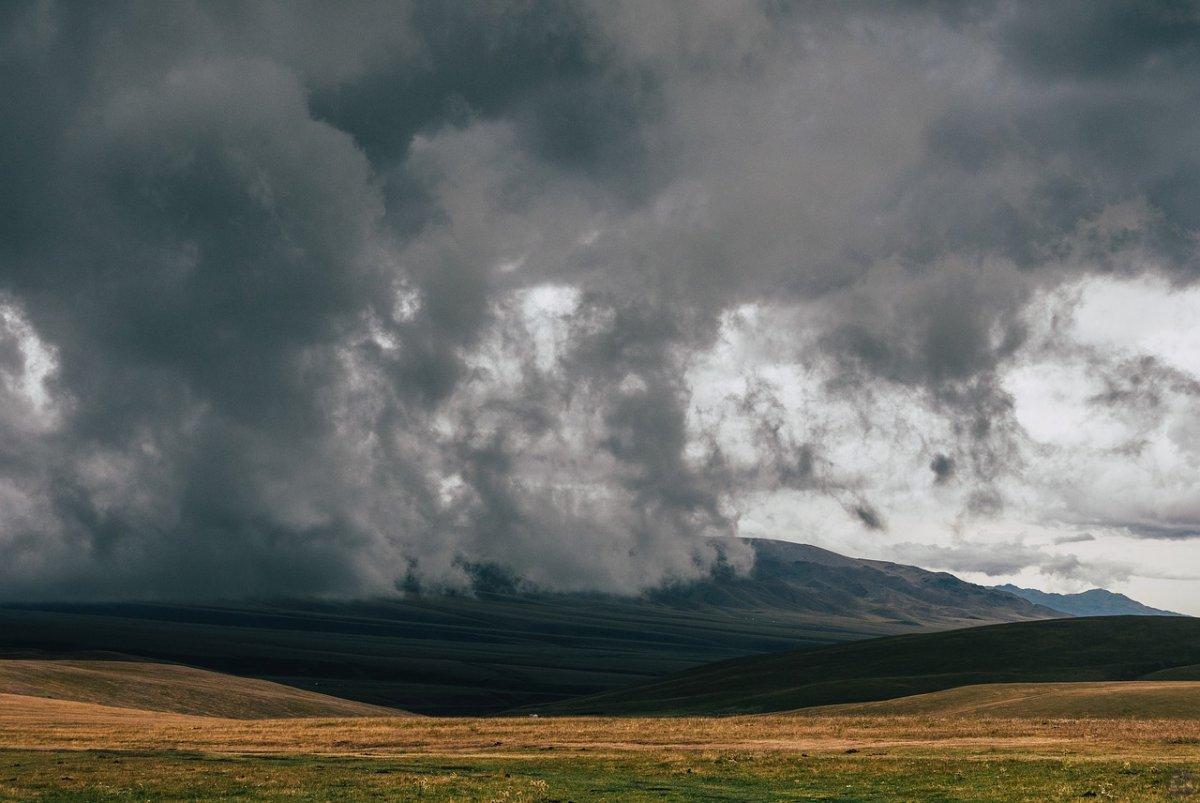 El 112 activa la alerta amarilla por lluvias y tormentas este domingo en la provincia de Cáceres
