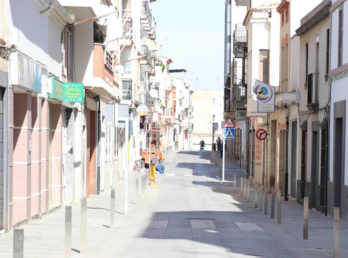 Aprobado el proyecto para derribar seis edificios en Villanueva de la Serena para construir un parking