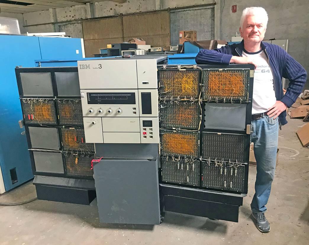 Majadas tendrá un Museo de la Historia de la Computación con ordenadores que ya son reliquias