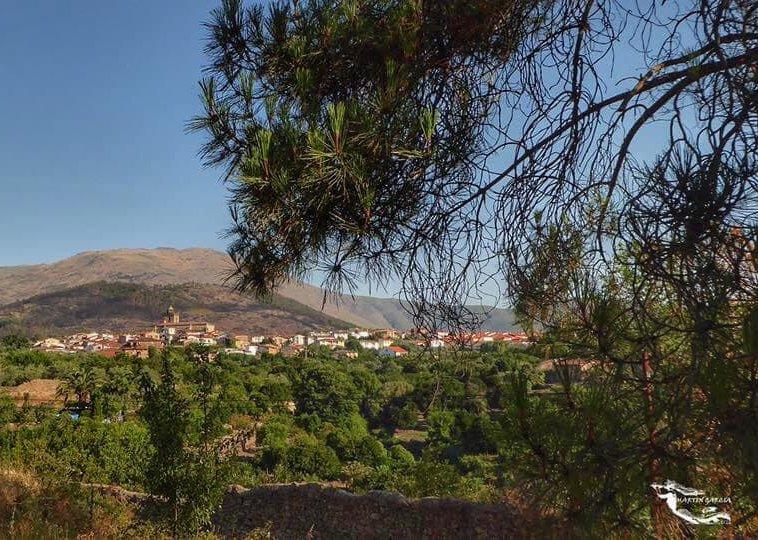 Movistar despliega la fibra óptica en Sierra de Gata y llega a los hogares de Acebo