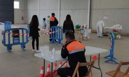 La Junta prorroga el cierre de Guareña que tiene una incidencia que roza los 2.000 casos a los 14 días