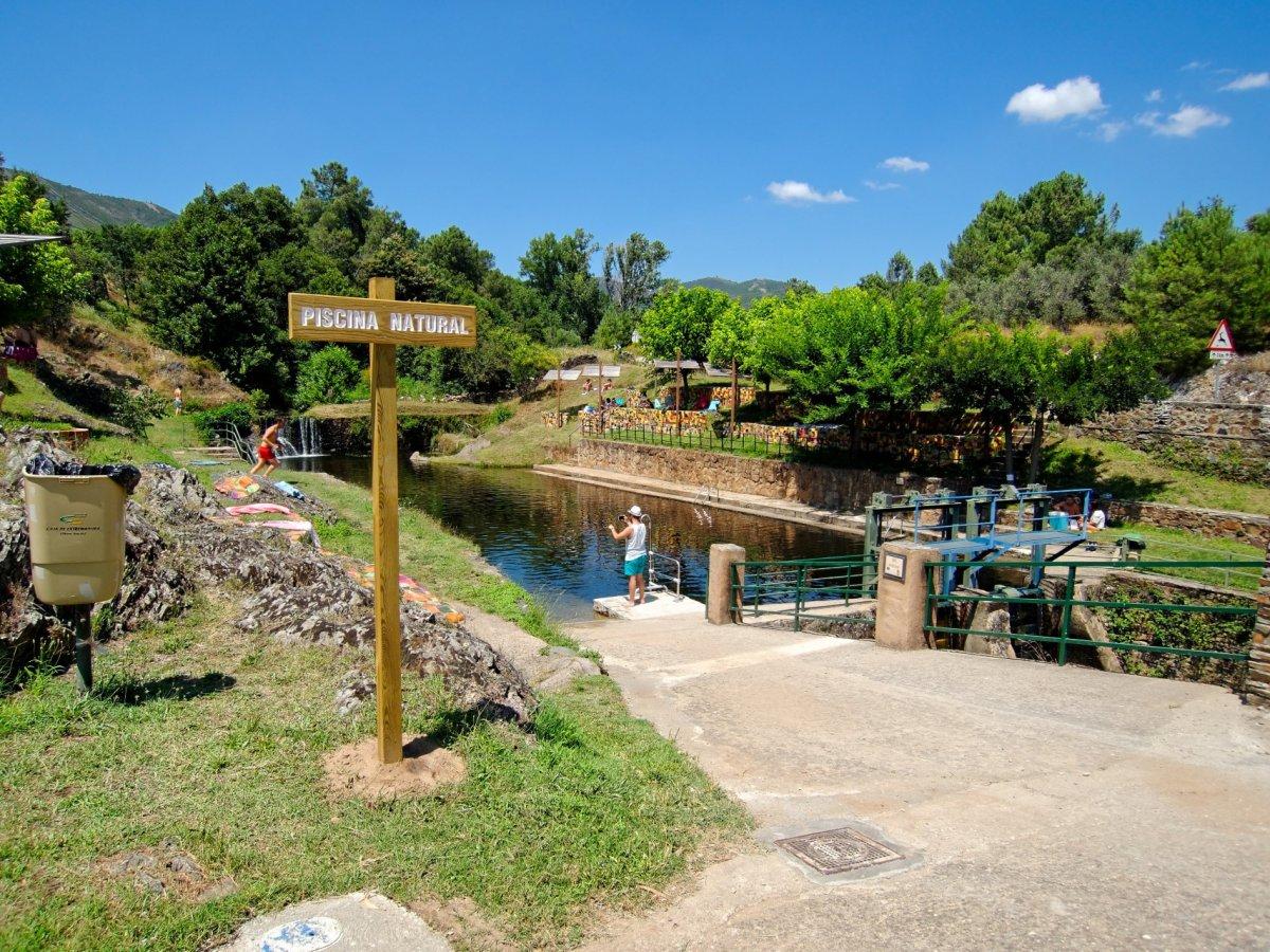 Turisgata espera que las piscinas de Sierra de Gata abran este verano cumpliendo las medidas de seguridad