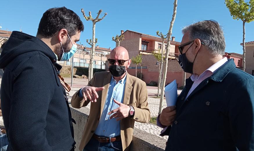 Pizarro asegura que se dará solución a los problemas de presión de agua en Ciudad Jardín