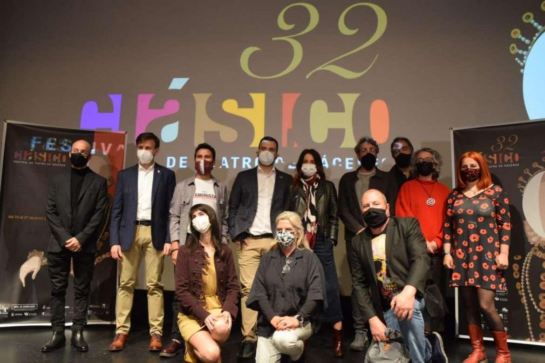 El Festival de Teatro Clásico de Cáceres salva por segundo año la pandemia y se celebrará del 10 al 27 de junio
