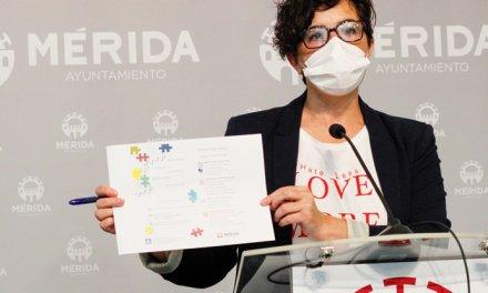 """Mérida impulsa el programa """"Pienso, luego incluyo"""" para integrar a las personas con discapacidad"""