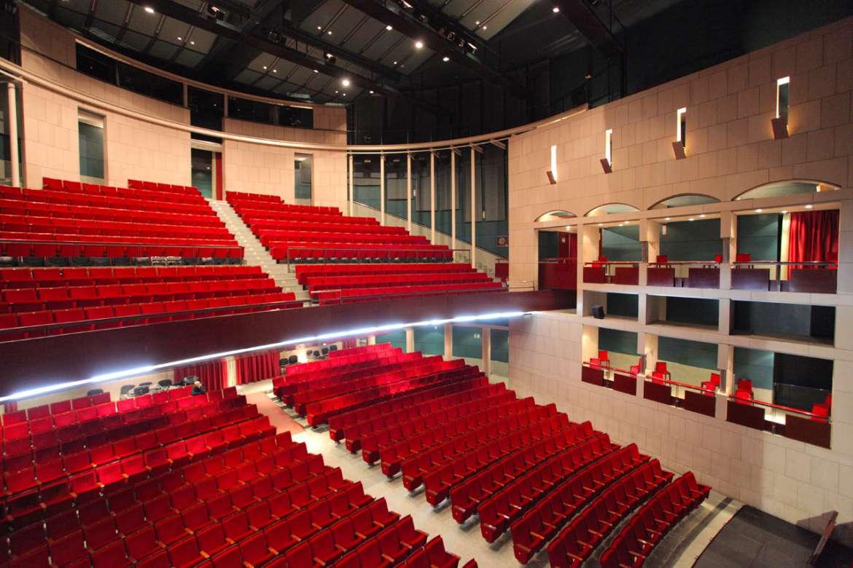 El Teatro López de Ayala de Badajoz mejorar sus infraestructuras y equipación técnicas