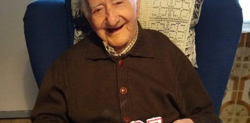 """Ribera del Freno despide a su abuelo más longevo, Alfonso García """"el de la fábrica"""""""