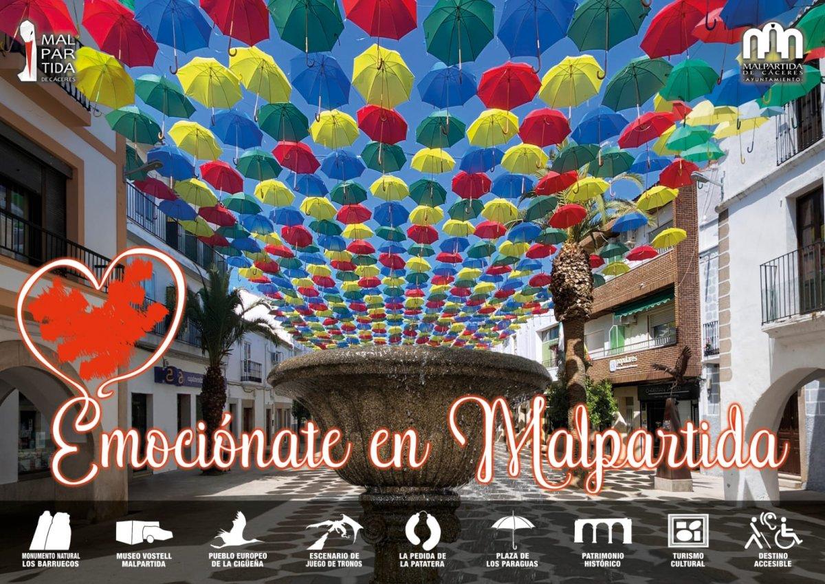 Malpartida de Cáceres llegará a Fitur como destino turístico seguro y emocionante
