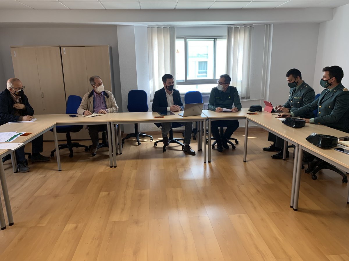 Diputación de Cáceres mejorará los cuarteles de la Guardia Civil de Miajadas y Monroy