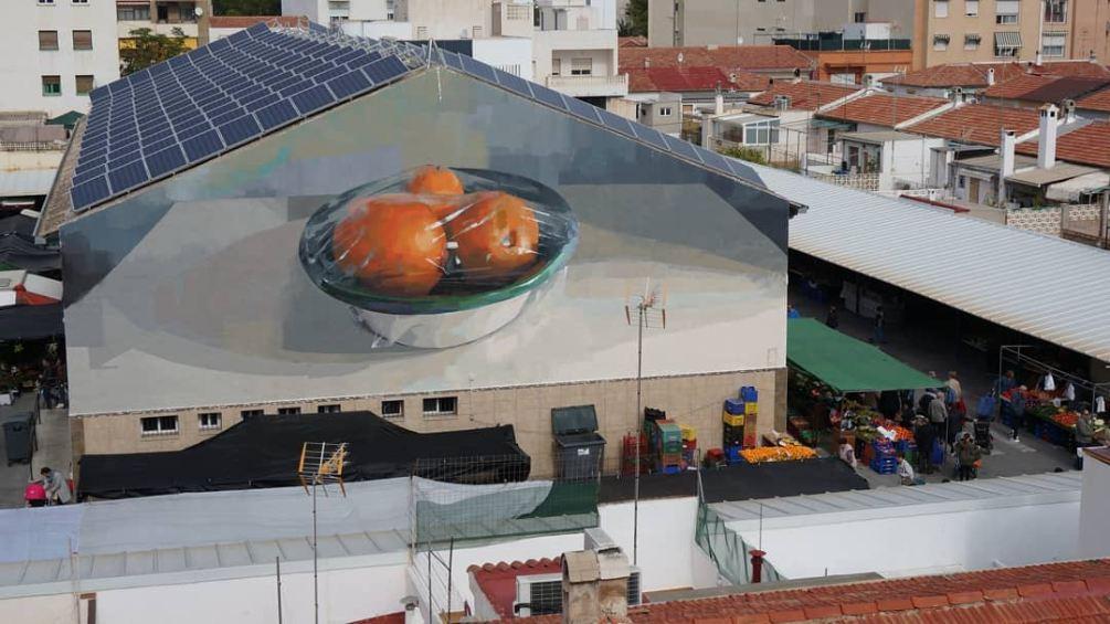 Tres artistas pintarán en Torrejoncillo y Valdencín tres murales, uno sobre la tradición alfarera
