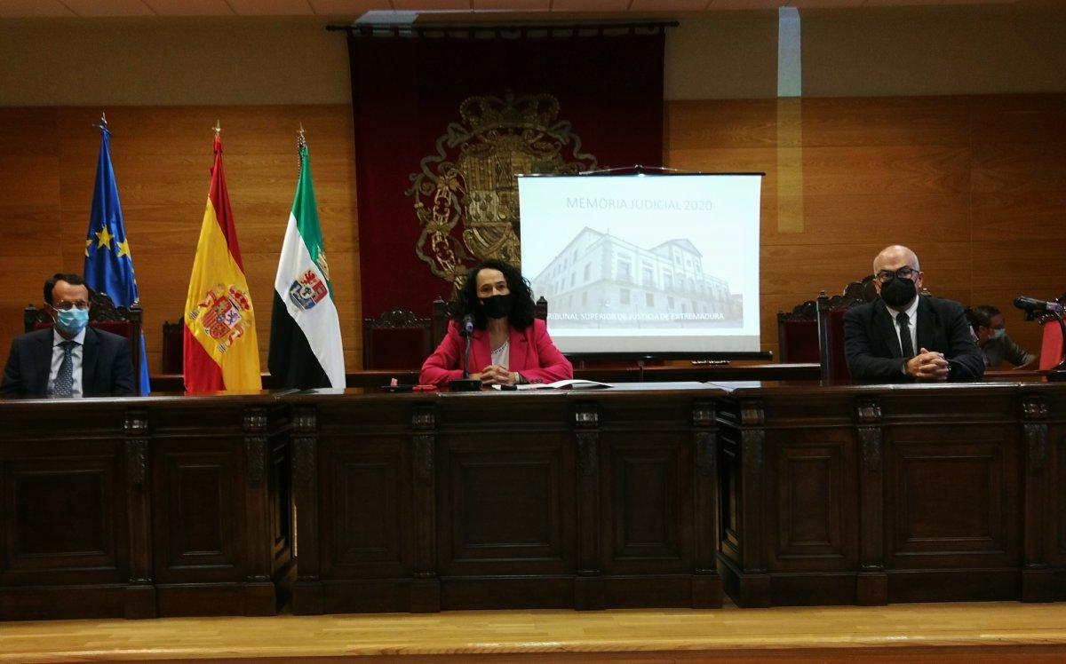 Los Juzgados de lo Social de Badajoz, los más saturados debido a la crisis sanitaria