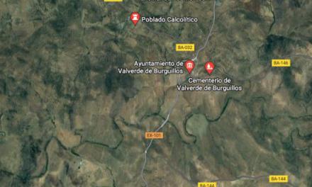 Herido grave un motorista tras sufrir un accidente en la BA-114, cerca de Valverde de Burguillos