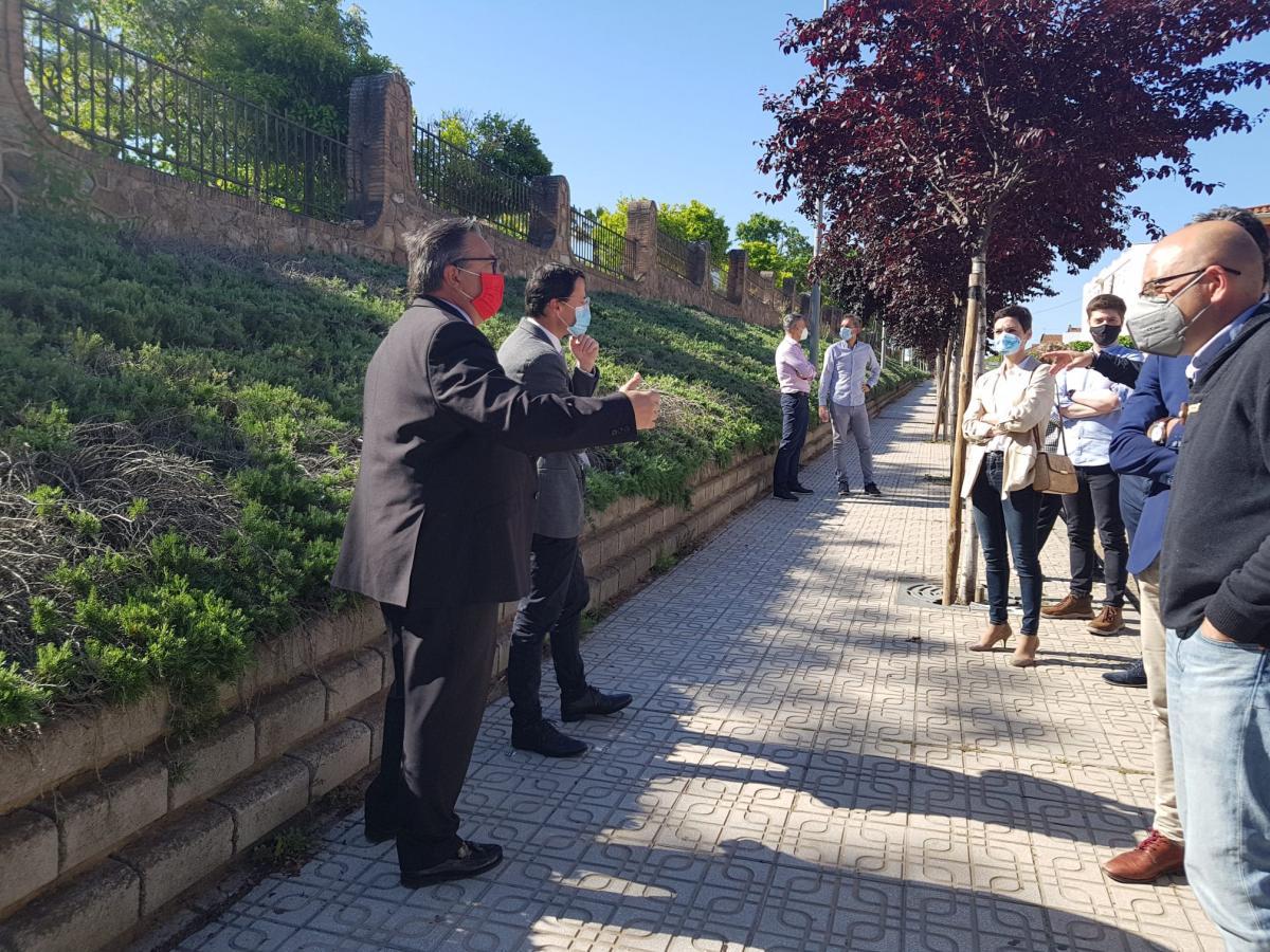 La mejora de la travesía de la Fuente de Almendralejo costará 1,8 millones de euros