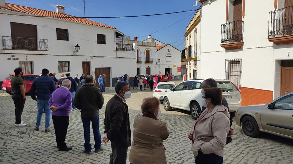 La Junta cierra el municipio de Palomas y prorroga el aislamiento de Bodonal de la Sierra