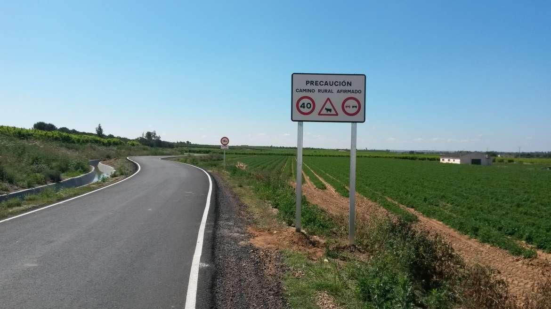 La Junta de Extremadura destina 1'4 millones de euros para la mejorar caminos rurales