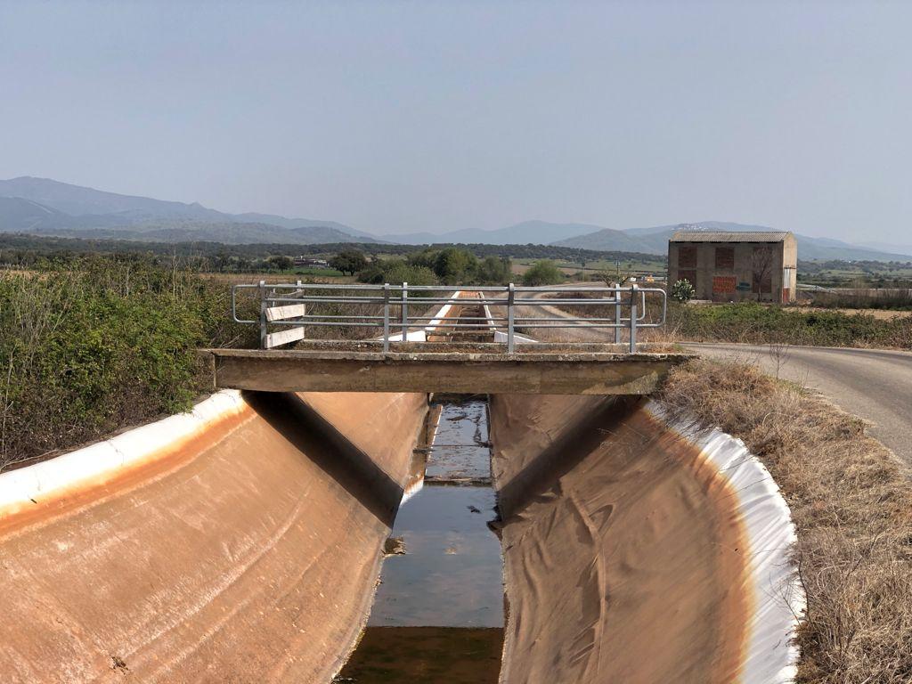 Confederación licita obras en la zona regable del Alagón por más de 230.000 euros