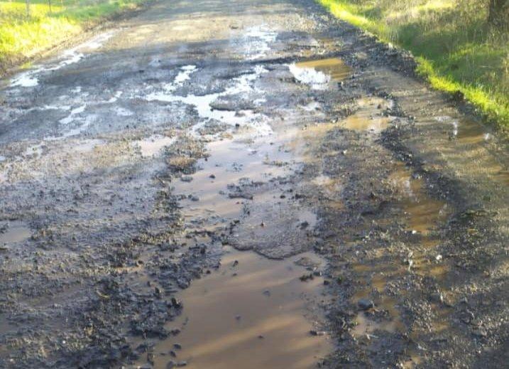 El PP pide a la confederaciones que arreglen urgentemente sus carreteras y caminos