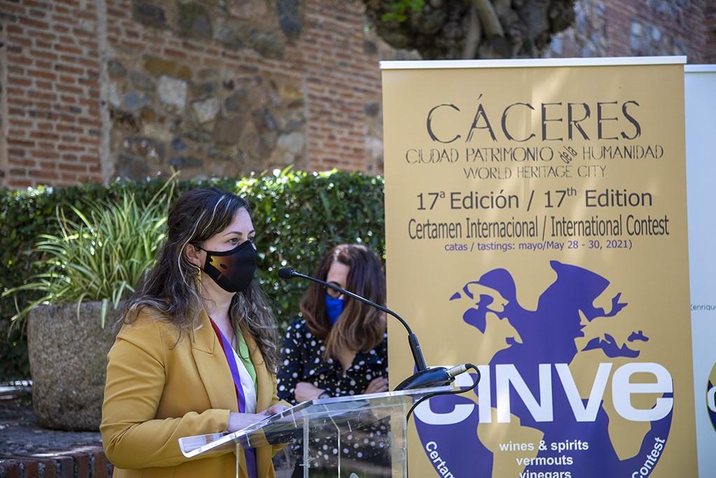Cáceres acoge un año más el concurso internacional de vinos, vermuts vinagres y sidras