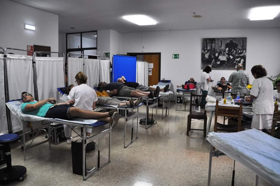 El Banco de Sangre hará 12.000 kilómetros en mayo para recoger 3.800 donaciones por toda la región