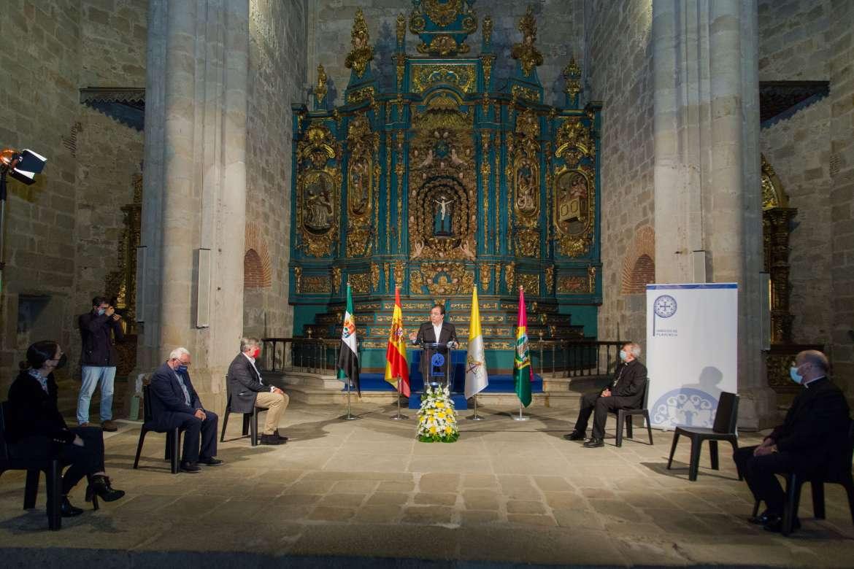 Plasencia será sede de la exposición Las Edades del Hombre en la primavera de 2022