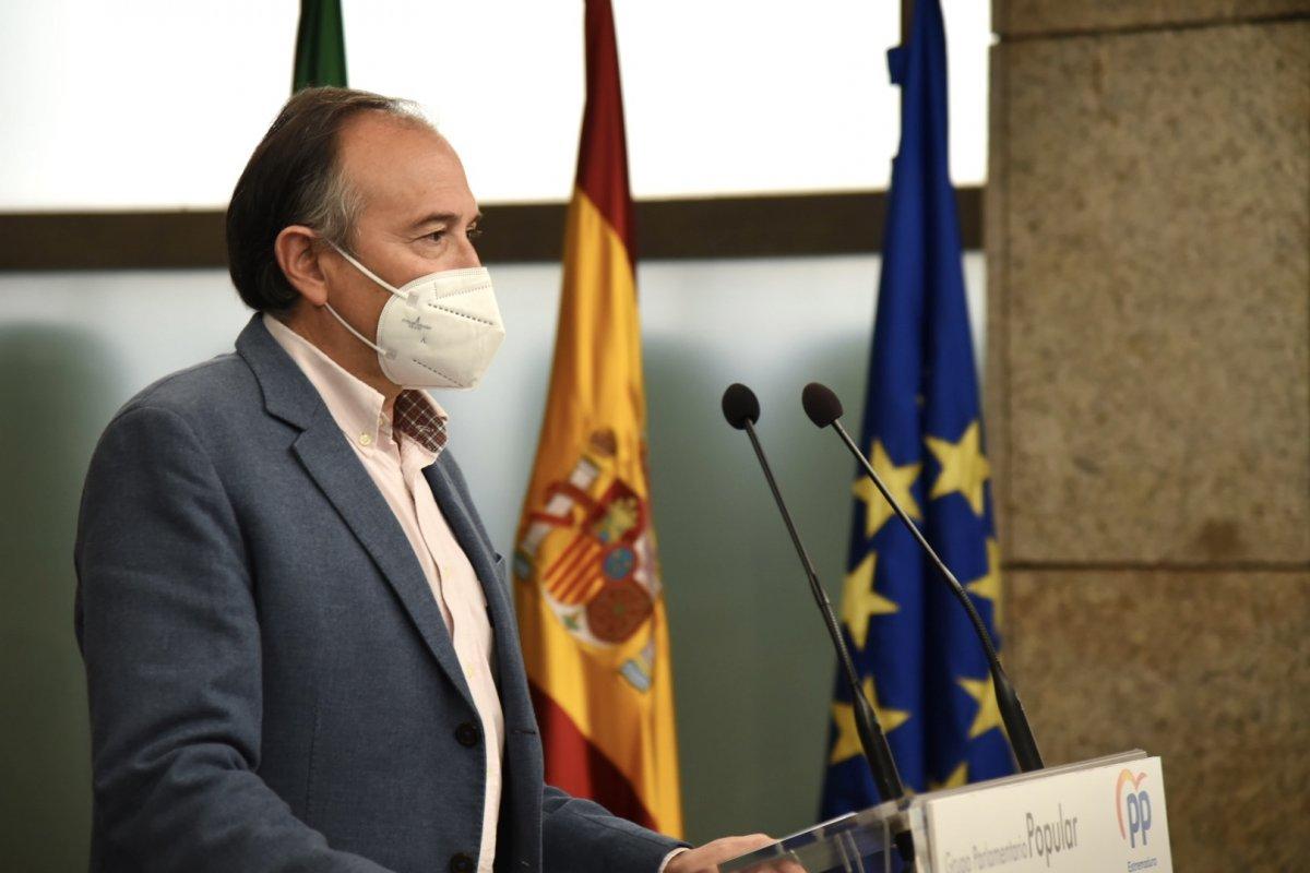 """El PP pide que la Asamblea se pronuncie """"claramente en contra de los peajes"""" en las autovías"""