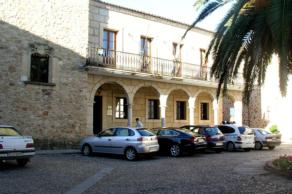 Diputación licitará las obras de mejora de la casa consistorial de Coria por más de 160.000 euros