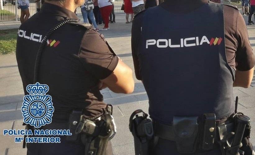 Detenido en Plasencia un joven por conducir temerariamente una moto sin seguro y sin matrícula