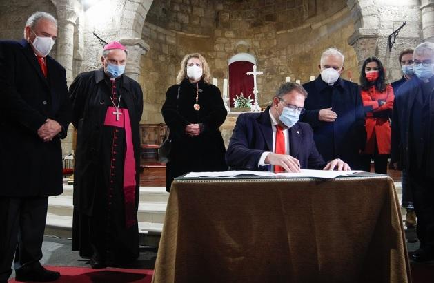 La Penitenciaría Apostólica de la Santa Sede concede el Año Jubilar Eulaliense para 2023 a Mérida