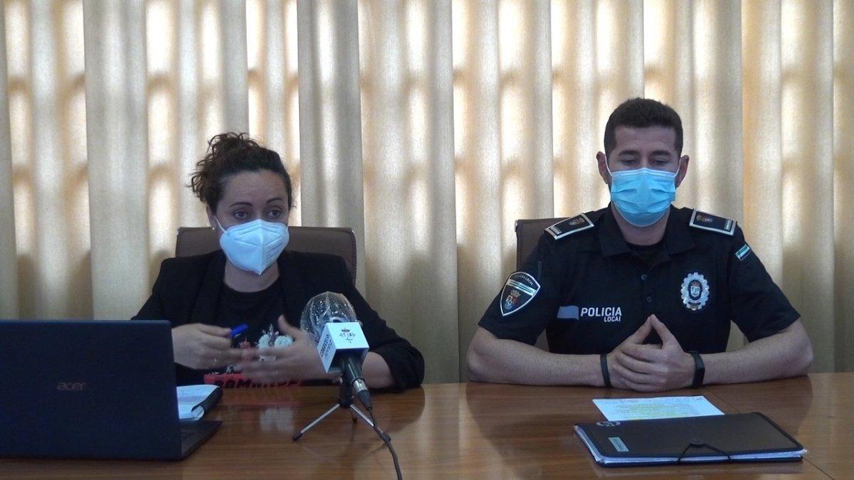Jerez de los Caballeros notifica dos brotes de Covid y presenta una incidencia de 537,46 casos