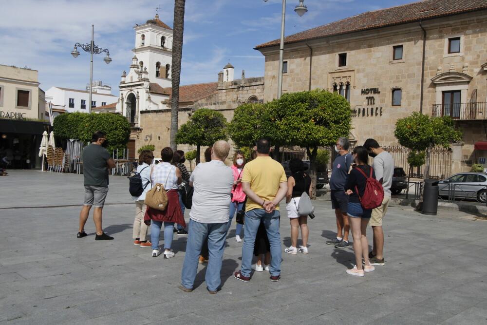 La ocupación hotelera en Mérida supera el 85% el primer fin de semana sin estado de alarma