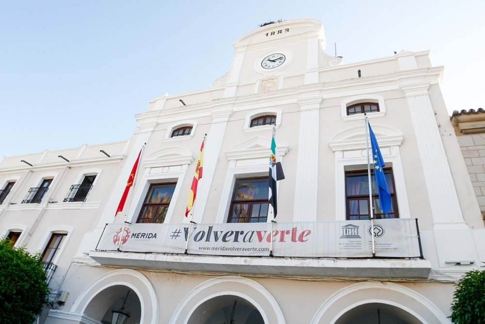 Mérida se prepara para recibir turismo ante el inminente fin del estado de alarma