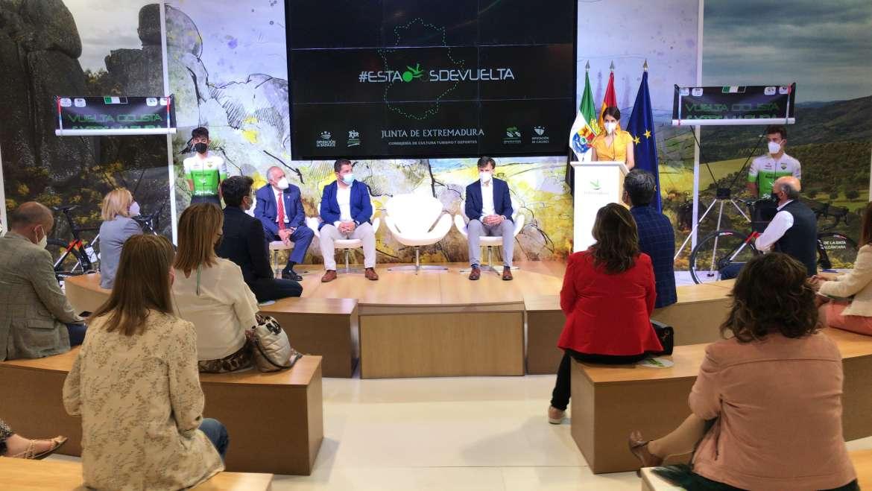 Extremadura volverá a tener vuelta ciclista después de 10 años de parón
