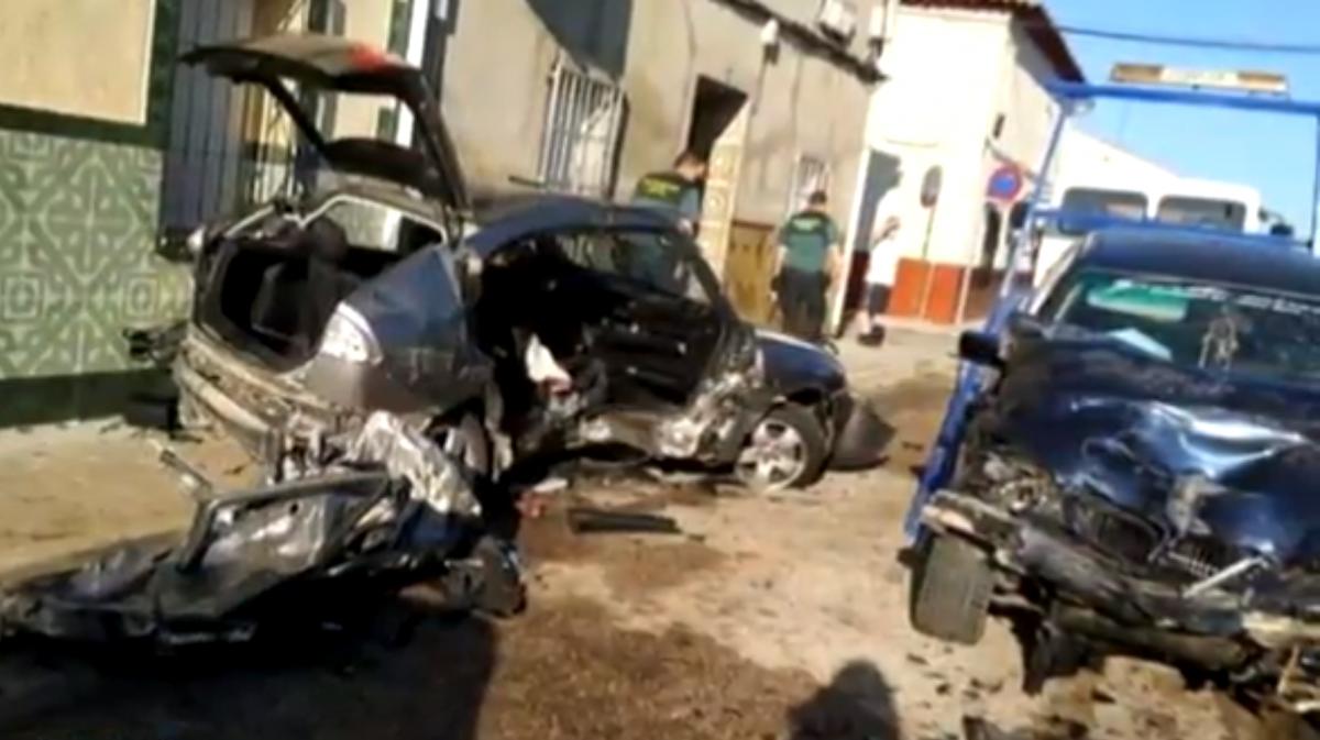 Envían a prisión a un joven de Montehermoso que provocó un accidente con tres muertos