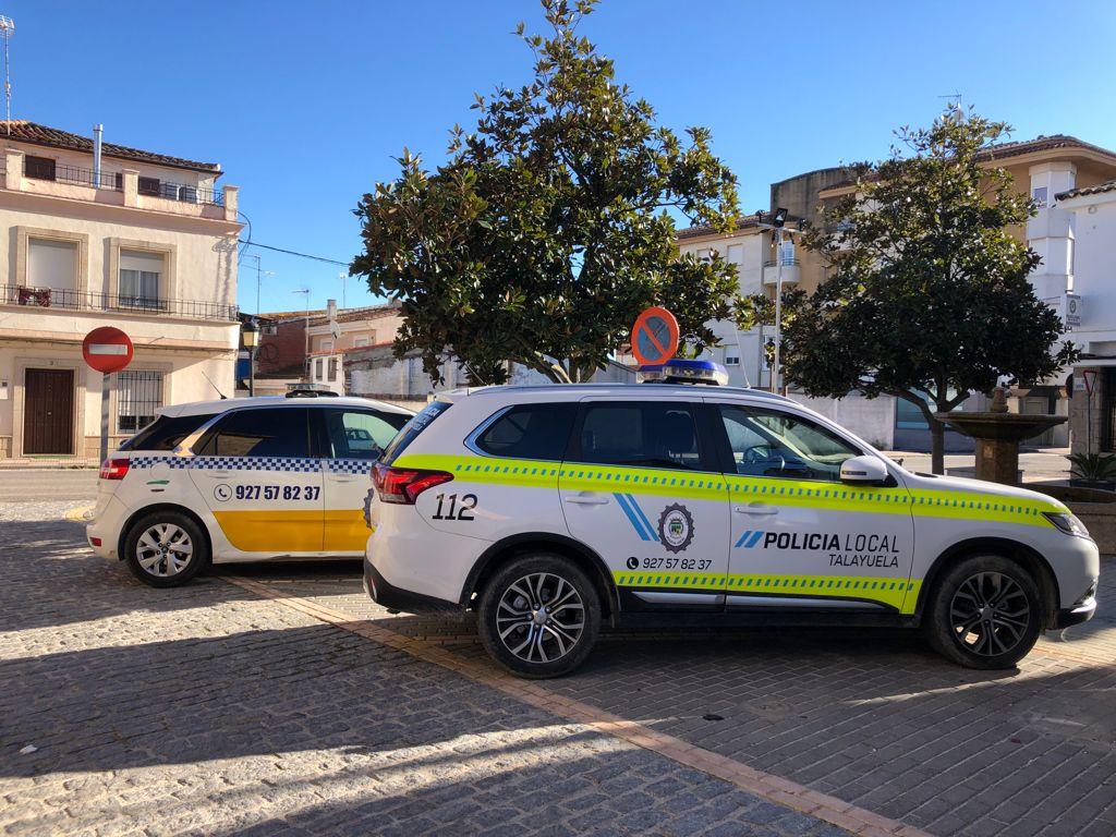 Admitidos 132 aspirantes para cubrir dos plazas de agente de la Policía Local de Talayuela