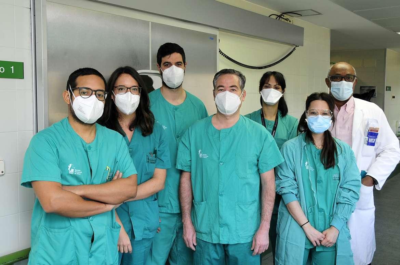 El Virgen del Puerto implanta la técnica laparoscópica 3D para el cáncer de pene
