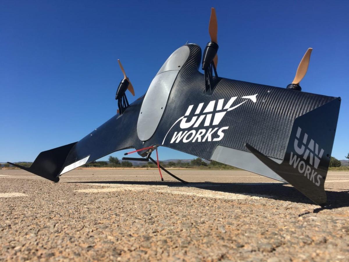 Extremadura impulsa el uso de aeronaves no tripuladas en la lucha contra incendios