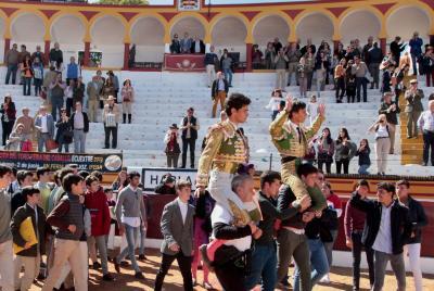 La Feria del Toro y el Caballo reconoce la labor de la Escuela de Tauromaquia de Badajoz